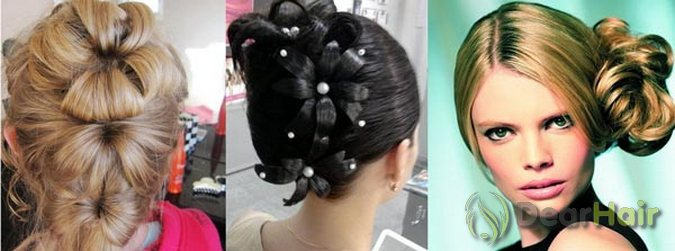 Цветок на голове