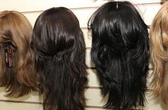 Виды париков