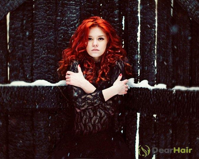 Рыжая ведьма