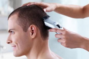 Как правильно подстричь виски мужчине