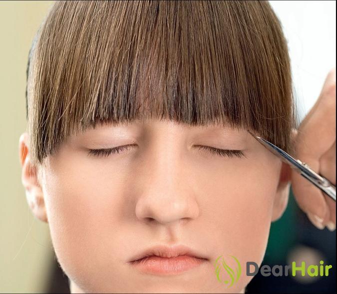 Подстрижка