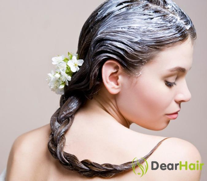 Маска - лучший способ восстановить волосы