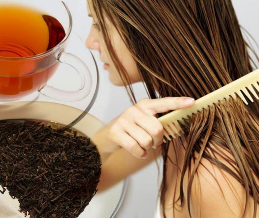 натуральные средства для красивых волос