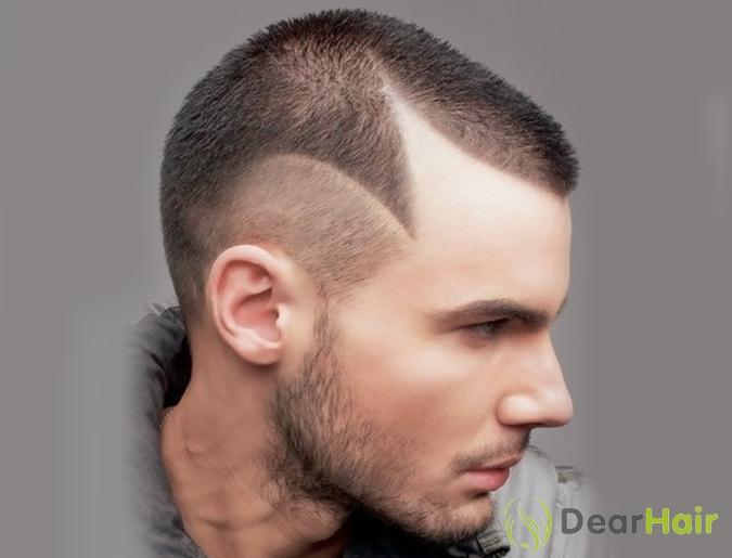 Красивые прически у мужчин с короткими волосами фото