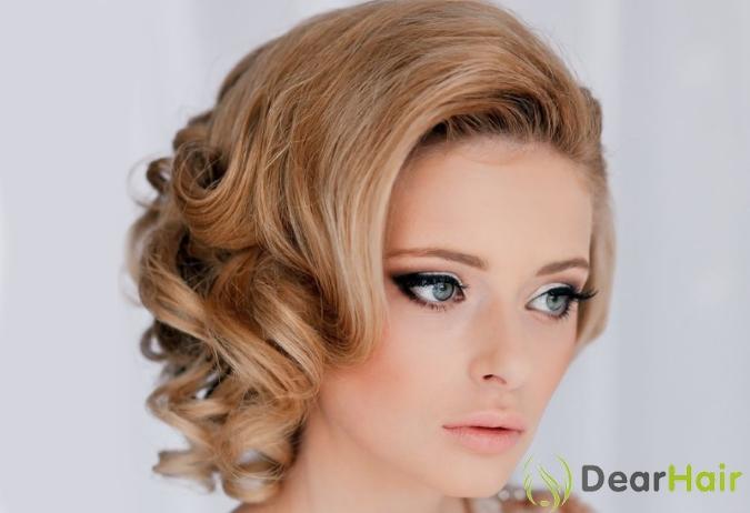 Объемные стрижки на длинные волосы - 7874