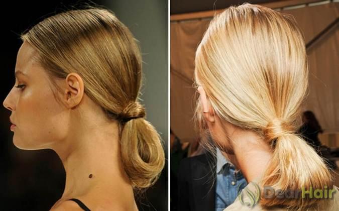 Прически на длинные на тонкие волосы своими