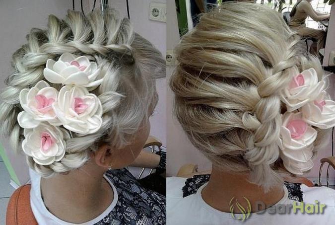 Ажурная коса