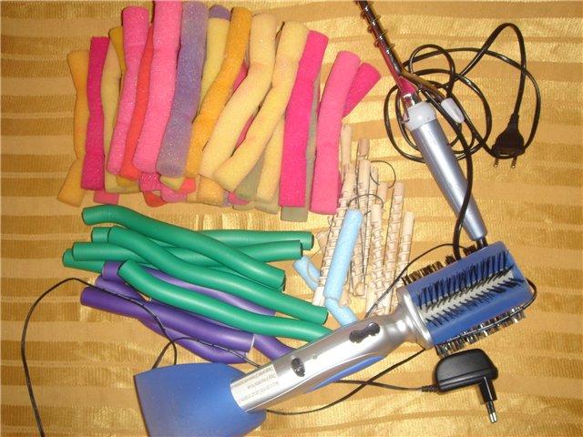 Инструменты для накручивания