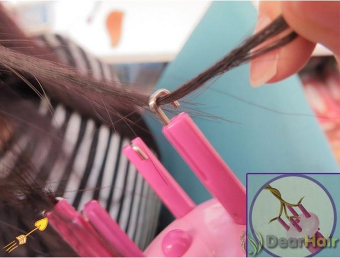 Видео прибора для плетения кос