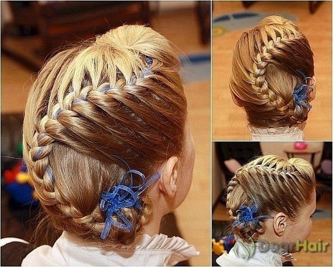 Оригинальная коса