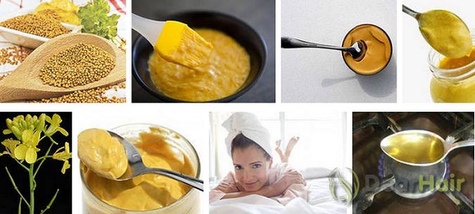 Применение горчицы