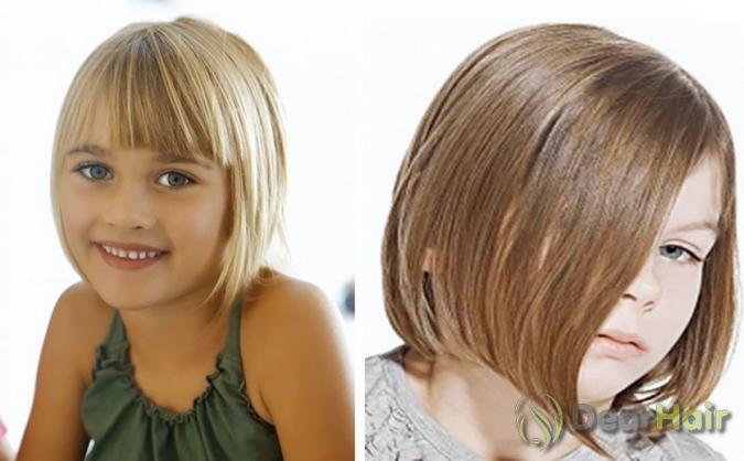 Прически для девочек старше 5 лет
