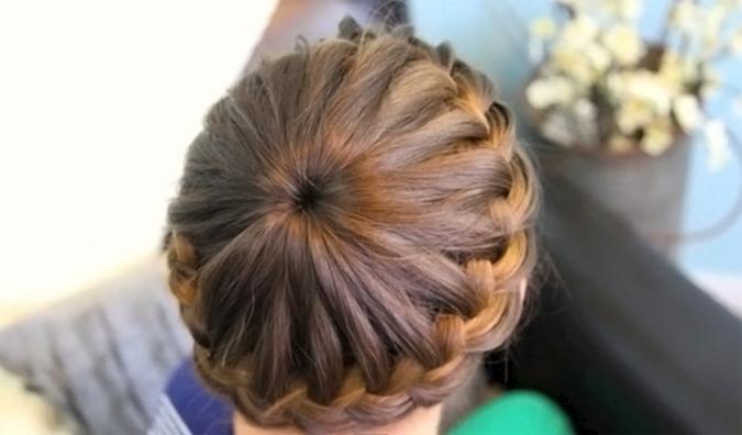 Как плести волосы для девочек