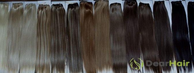 Выбор парика