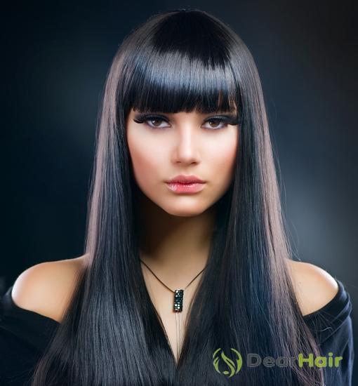 Иссиня-черный цвет