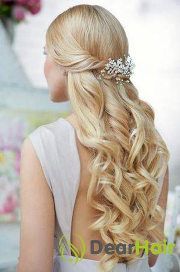Свободные волосы