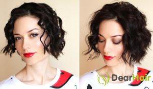 Кудри на короткие волосы: как сделать прекрасные завитки в домашних условиях.