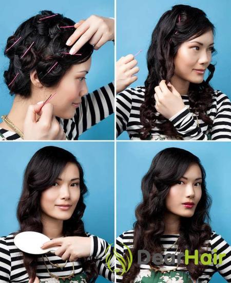 Девушка азиатской внешности