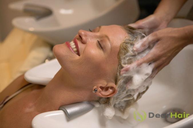 Помывка головы