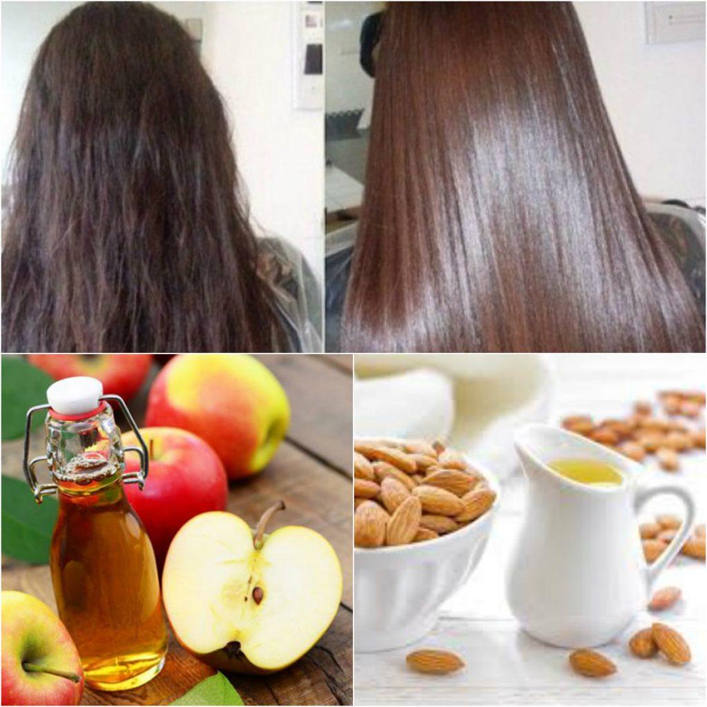Как придать блеск и шелковистость волосам в домашних условиях 866
