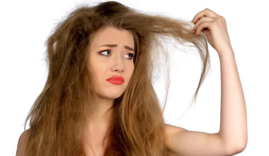 жесткие и непослушные волосы